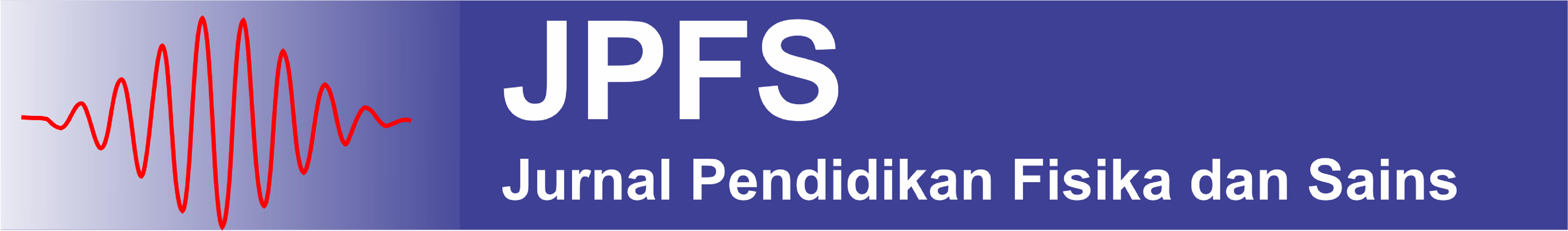 Jurnal Pendidikan Fisika dan Sains (JPFS)